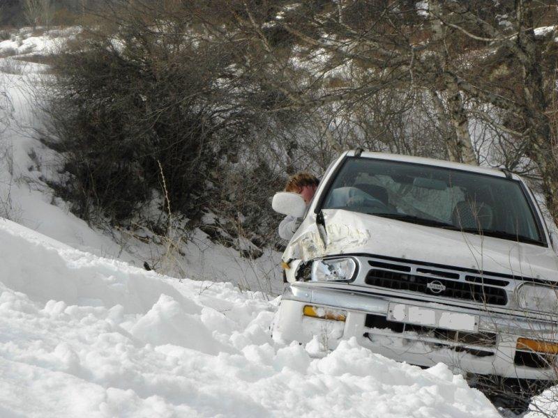 Эвакуатор алматы зимой в горах 11