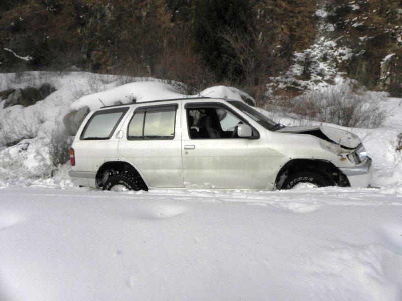 Эвакуатор алматы зимой в горах 12