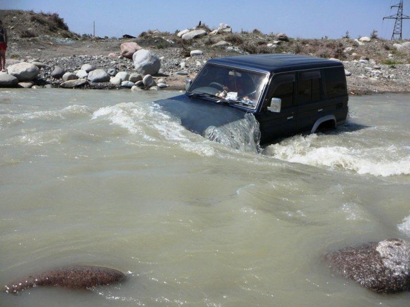 Эвакуация из реки