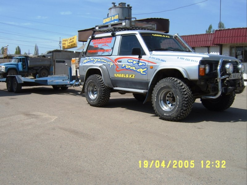 Off-Road Recovery Almaty