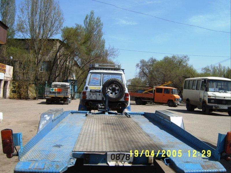 Эвакуатор с бездорожья в казахстане