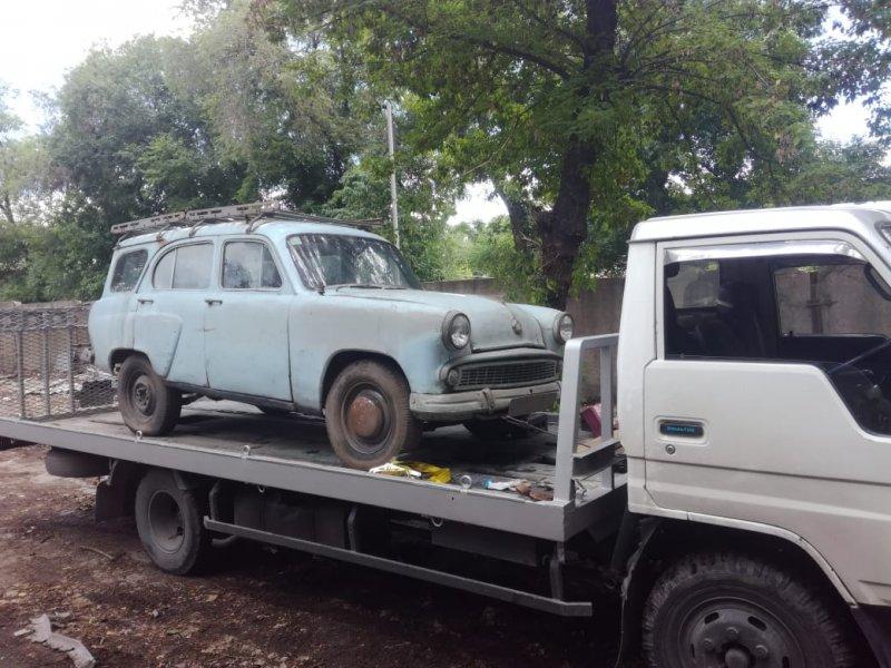Эвакуатор в Алматы ретро автомобилей 2